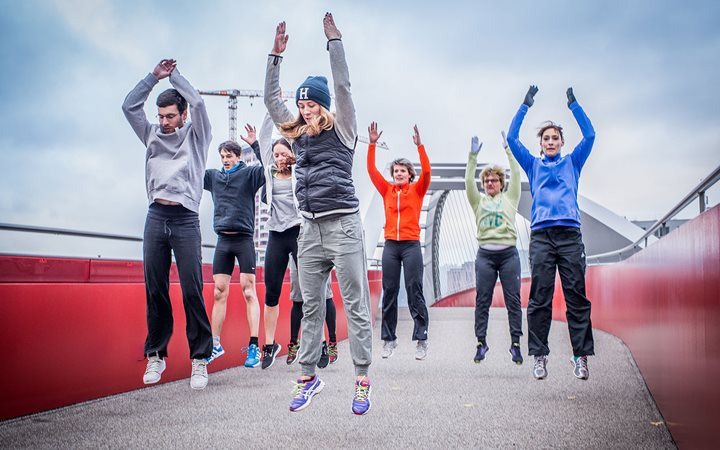 Bootcamp, il training urbano