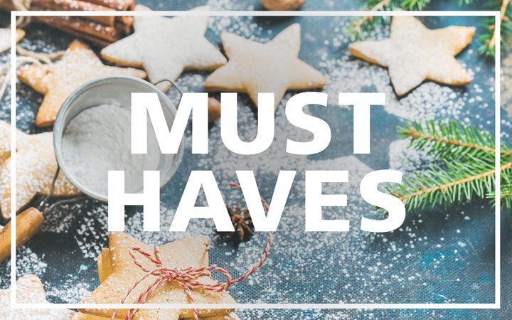 Originelle Must-haves zum Backen