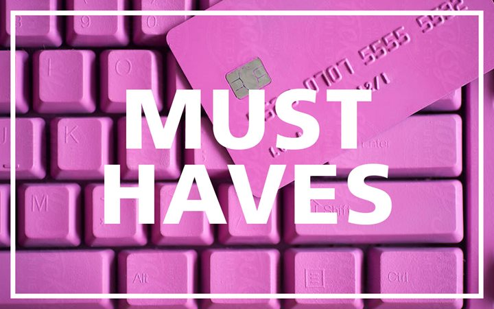 Must-haves für Online-Shopping-Fans